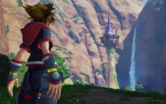 Disney Kingdom Hearts 3 4k Wallpaper