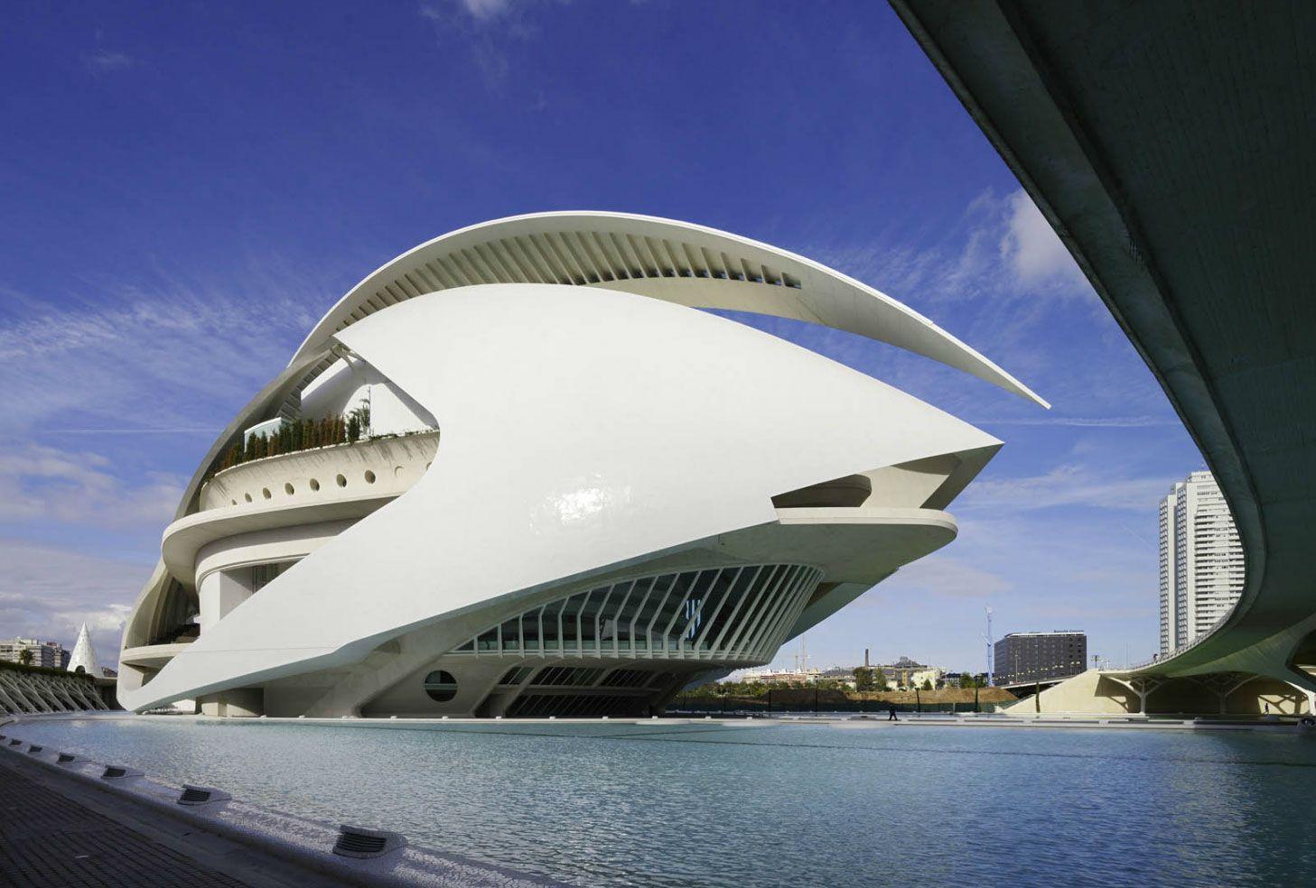 Modern Architecture Barcelona Сантьяго Калатрава | the world | pinterest