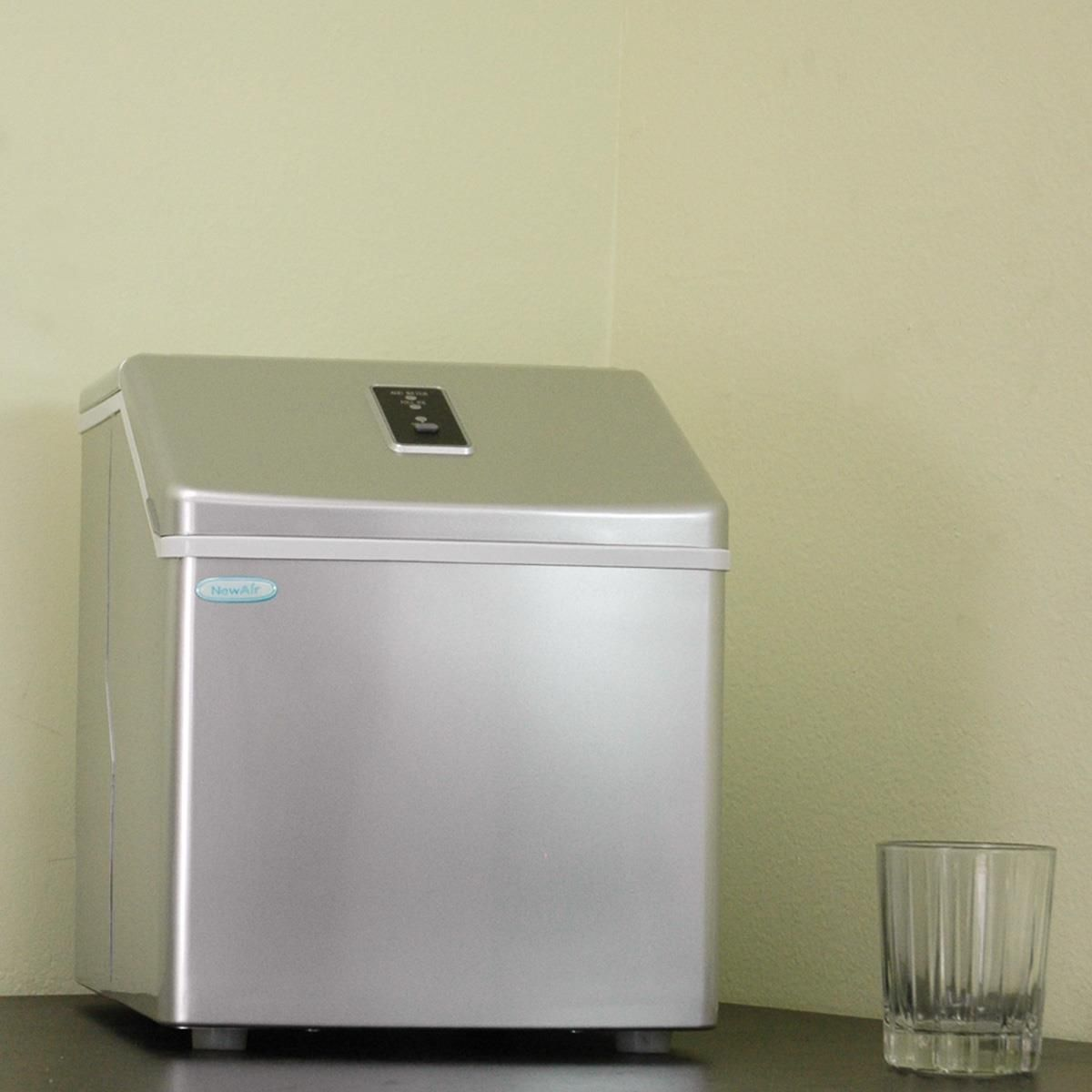 Newair Ai 130s Portable Clear Ice Maker Clear Ice Ice Maker Maker
