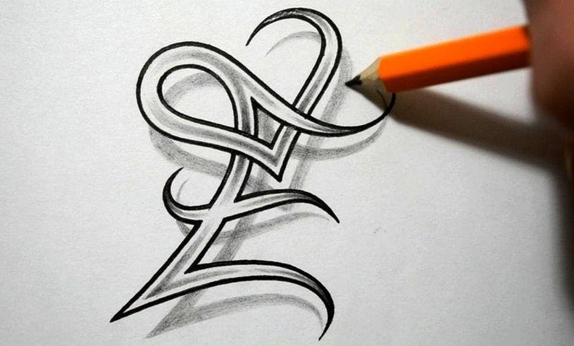 Resultado De Imagen Para Letra V Para Tatuaje Tattoo Graffiti