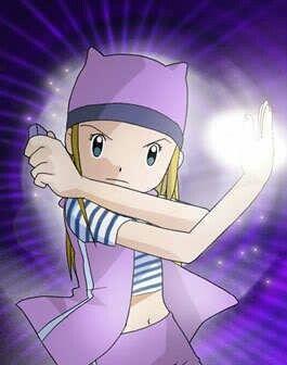 Zoe Digimon Frontier