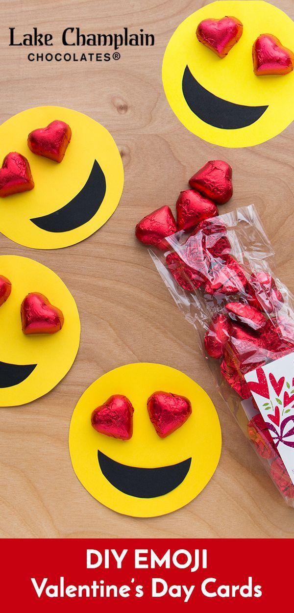 DIY Penguin Valentine's Day Cards for Kids