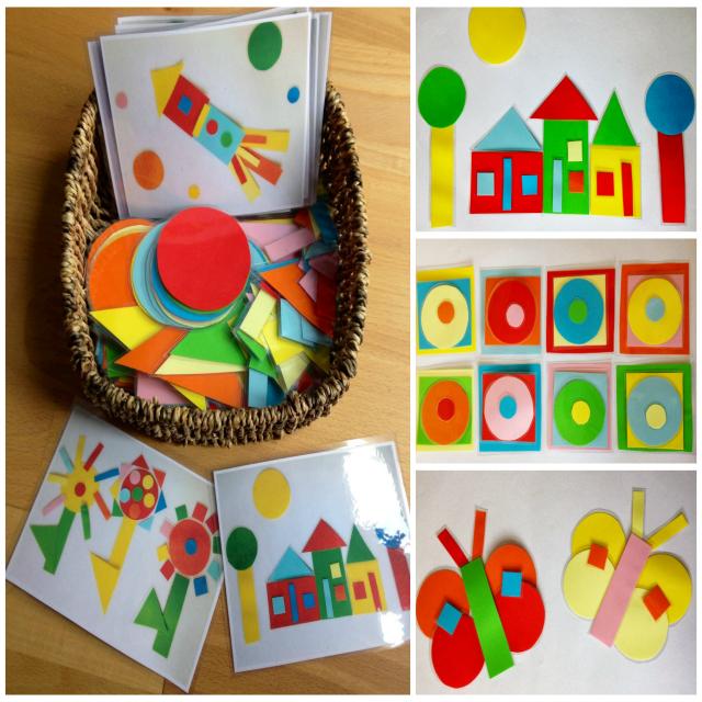 50 Actividades Educativas Para Aprender Figuras Geométricas Formas Preescolar Actividades De Forma Juegos De Formas