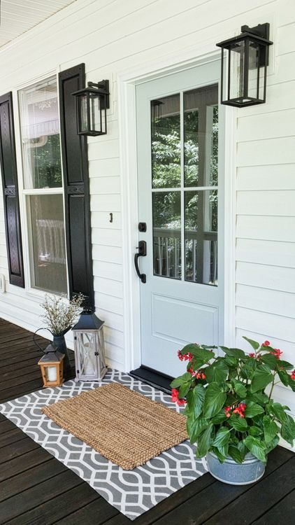 Southern Front Porch Makeover - Step by Step Restoration Project