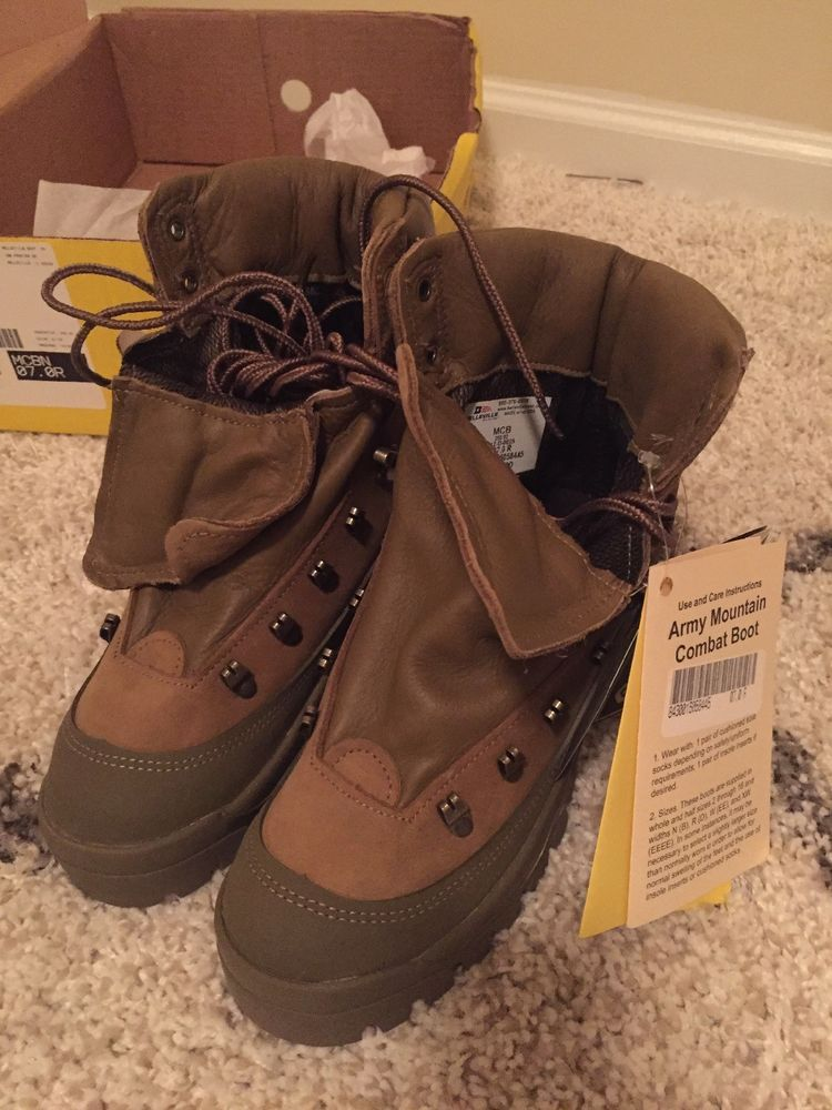 6d0b93e7a8df Belleville Army Mountain Combat Boot MCB women 7 R regular Made in USA NWT   fashion  clothing  shoes  accessories  womensshoes  boots (ebay link)