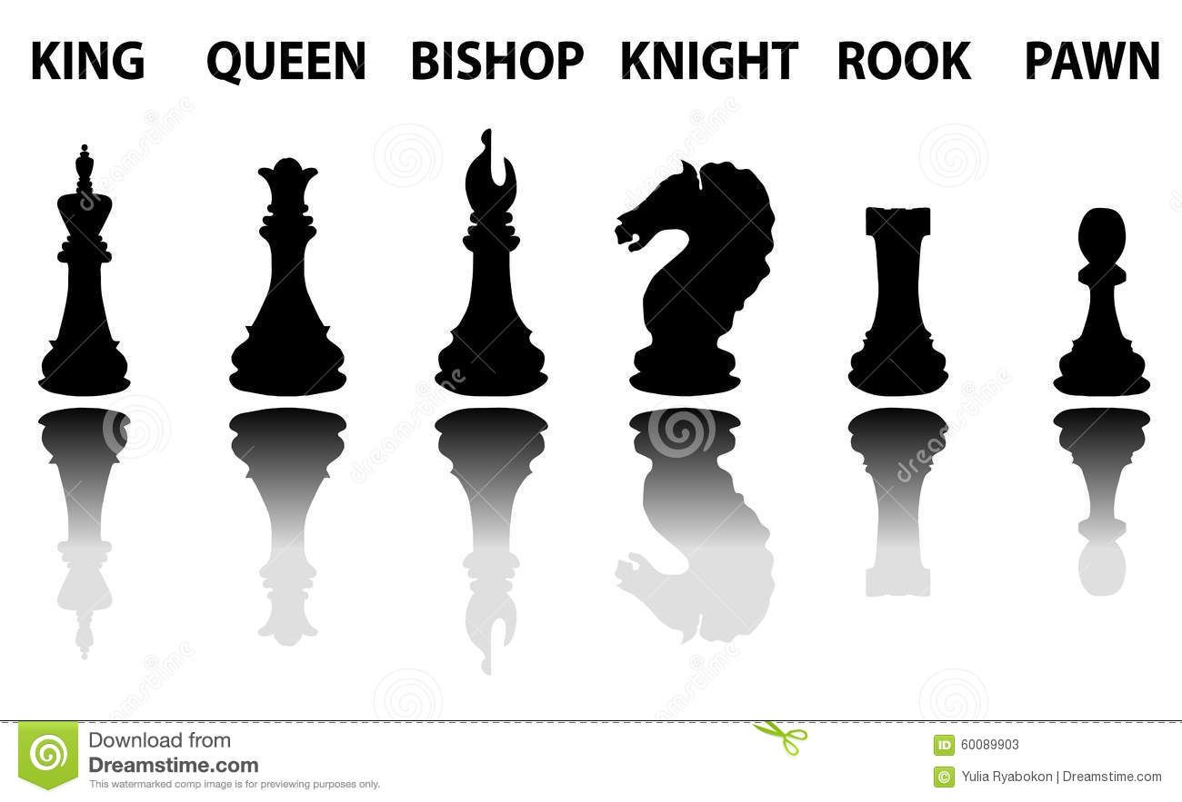 chess pieces clip art - Google Search | chess pieces | Pinterest ...