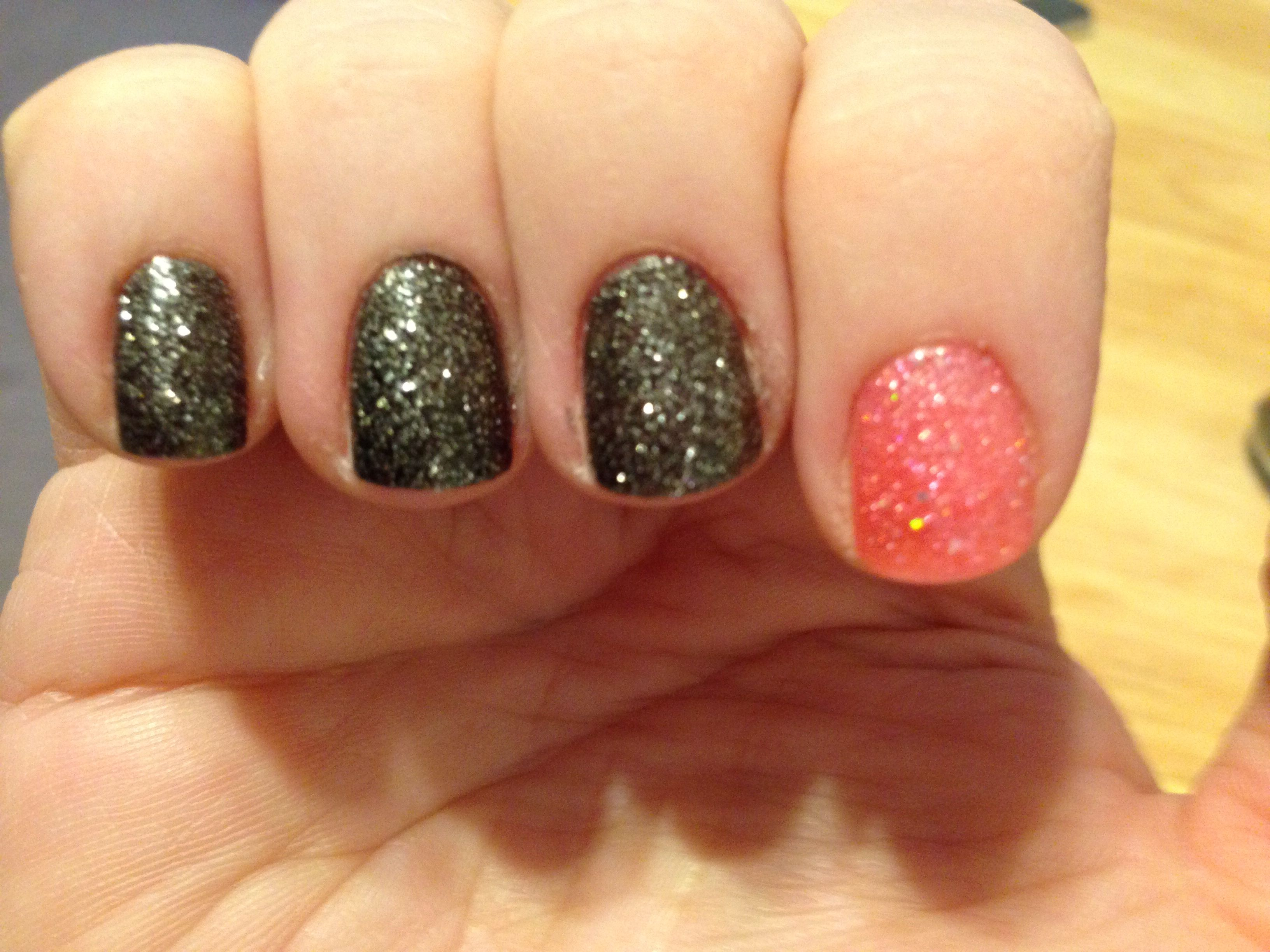New Nicole by OPI Gumdrops nail polish. Colors are A-nise Treat ...