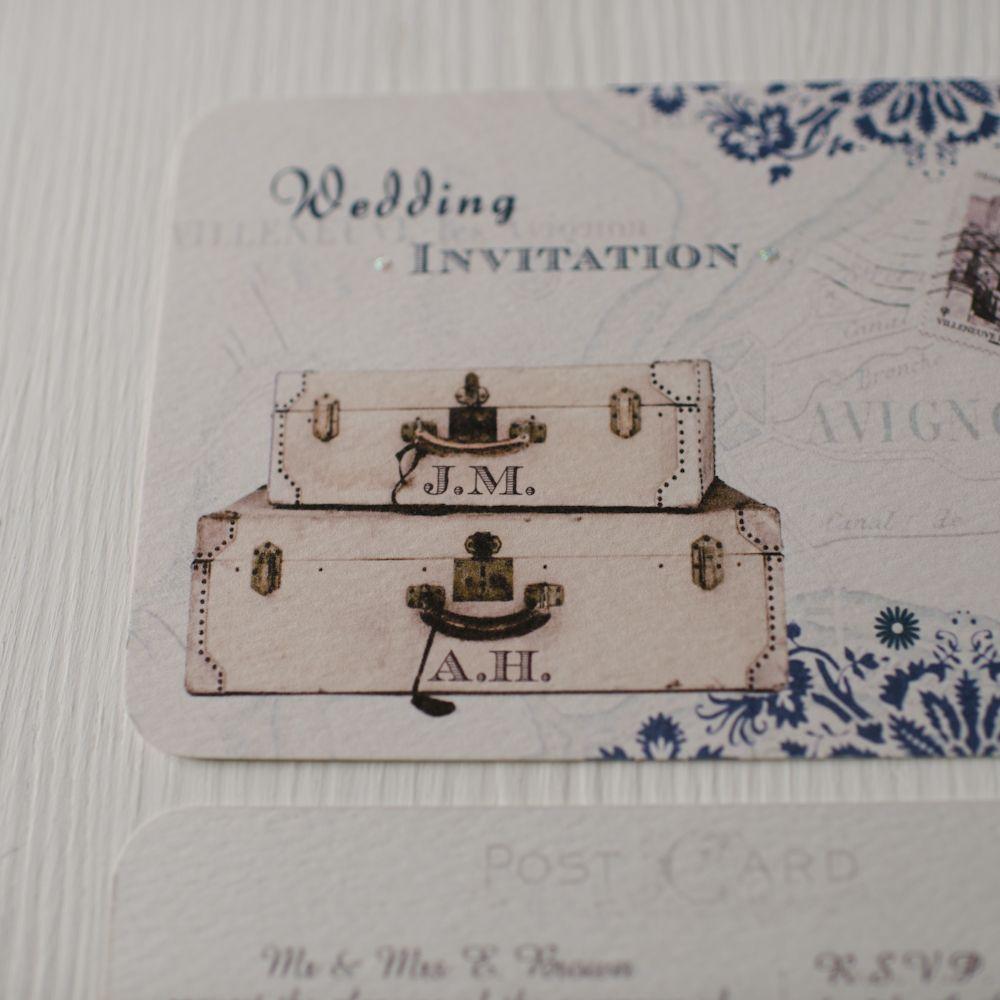 Handmade Wedding Stationery by Arbee Cards N