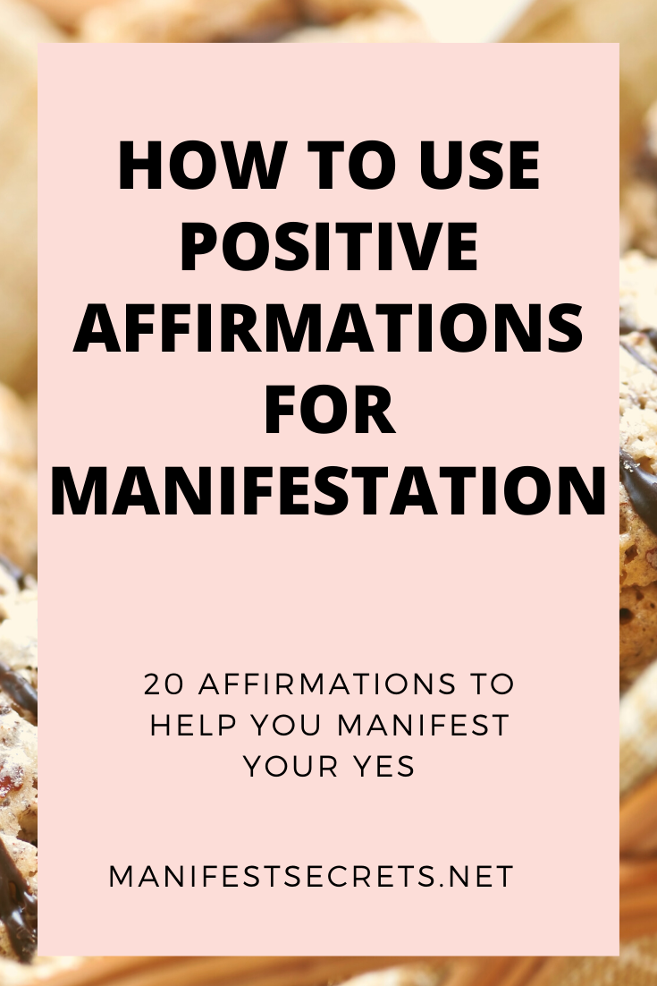 How To Use Positive Affirmations Effectively