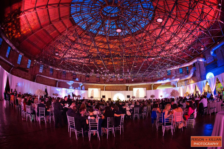 Boston Wedding Photography Event 2017 Recap Cyclorama Unique Venue South