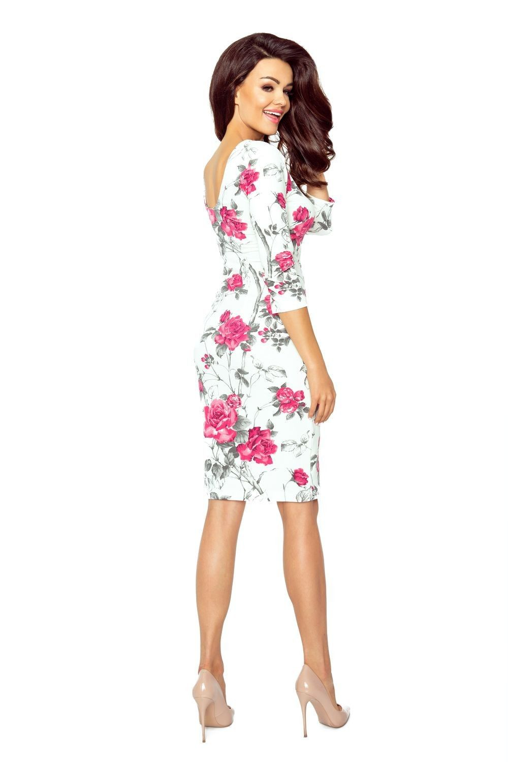 795a300ddf Sukienka w kwiaty