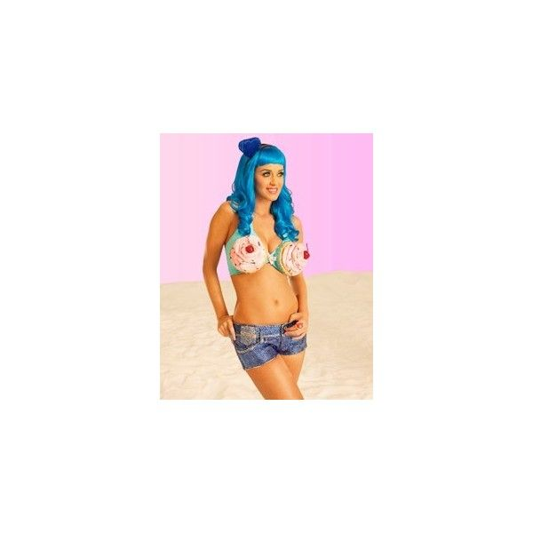 katy perry rocks crystal daisy dukes in california gurls video liked on polyvore cupcake halloween costumescelebrity - Daisy Dukes Halloween Costume