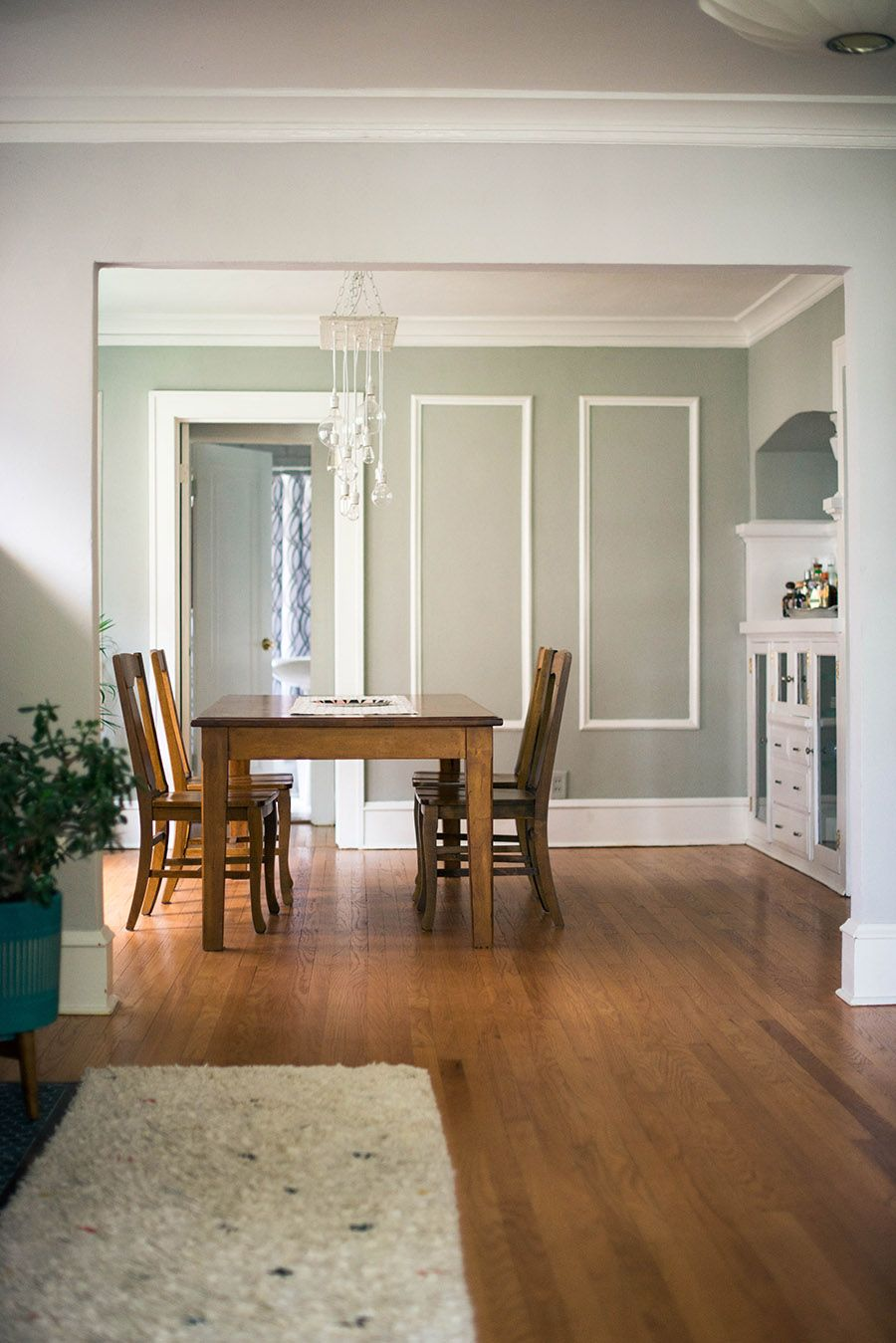Colleen Ludovice Milwaukee Home Tour west elm Bungalow