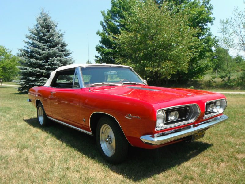 Show Us Pictures of 2nd Generation Barracudas | Mopar, Plymouth and ...