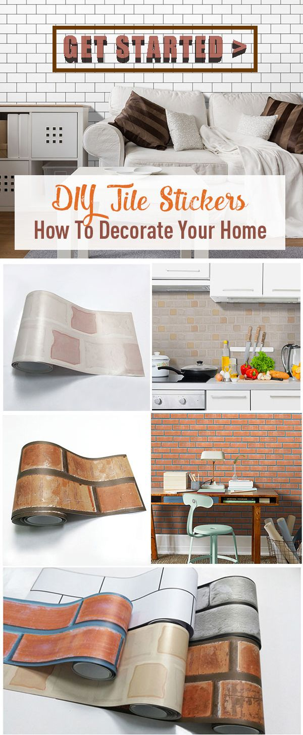 Diy the wall decoration with creative wall paper designnewchic