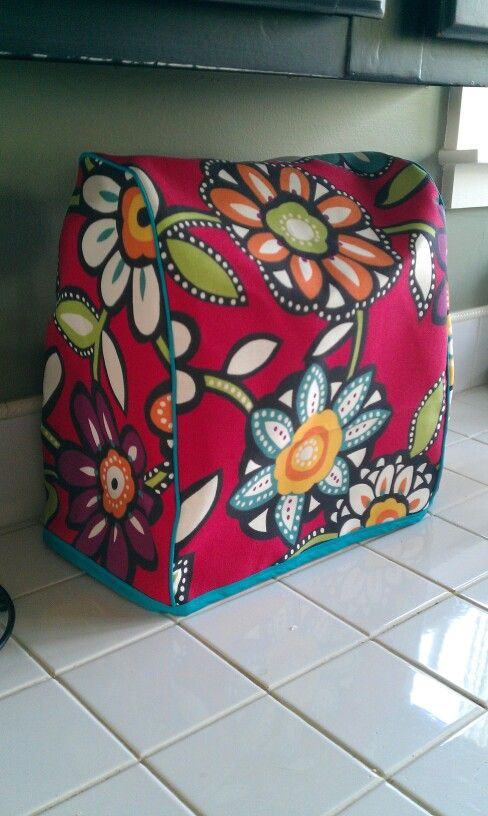 Kitchenaid Mixer Cover I Did It Sewing Projects