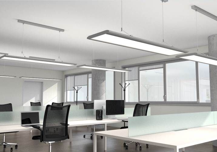Introducing One Of Our Newest Luminaires The Malinaw Led This Innovative Pendant Utilizes A Combination Of Edge Lit Leds And A Clear Polycarbonate D