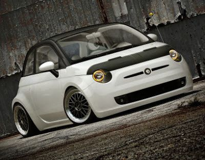 Fiat 500 Tuning 2 Cars Fiat Abarth Fiat 500 Automobile