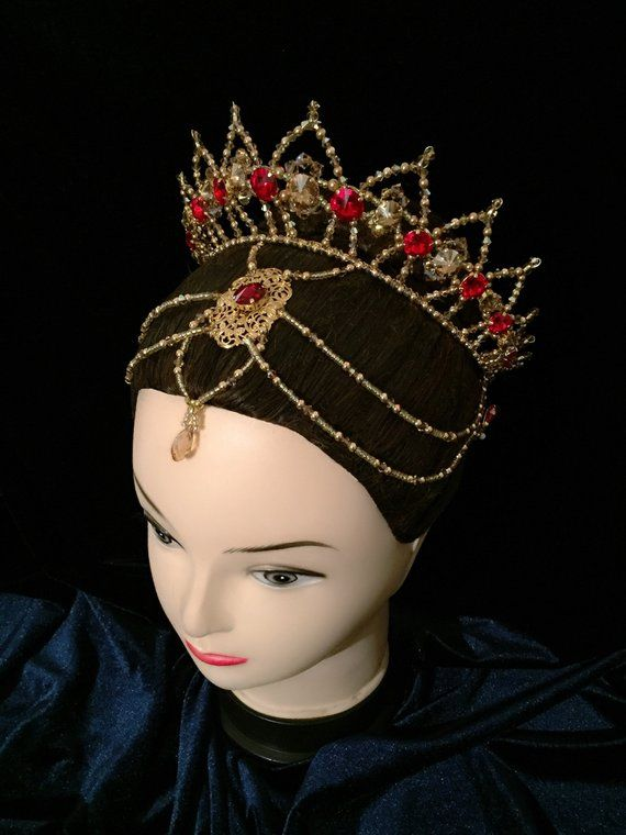 Any Colour Ballet Headpiece