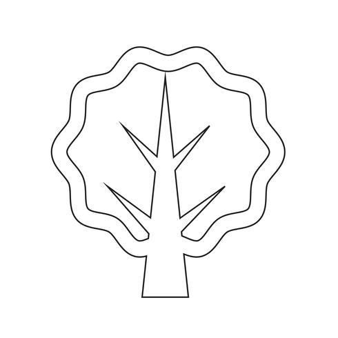Tree Icon Symbol Sign Tree Icon Free Vector Illustration Symbols