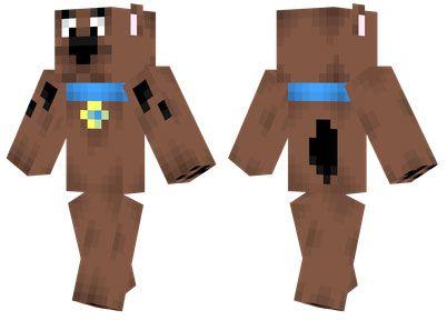 Scooby Doo skin for Minecraft PE - http://minecraftpedownload.com ...