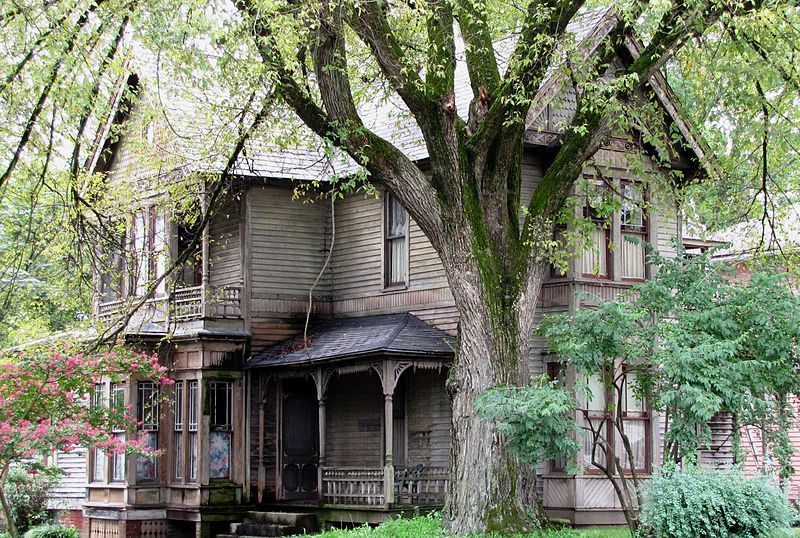 The Trotter House (1730 Washington Avenue) in the