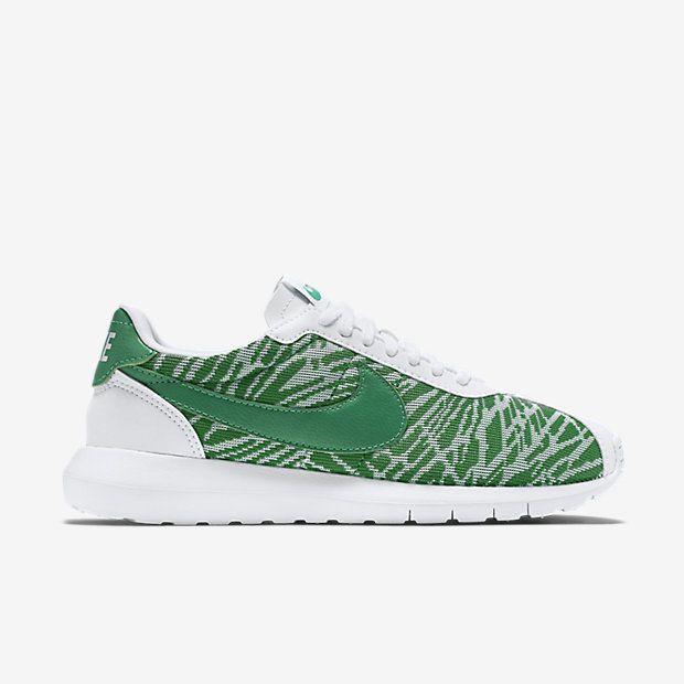 bc30ce499703 Nike Roshe LD-1000 KJCRD Jacquard Womens Shoes 7.5 Spring Leaf White 819845  300  Nike  RunningCrossTraining