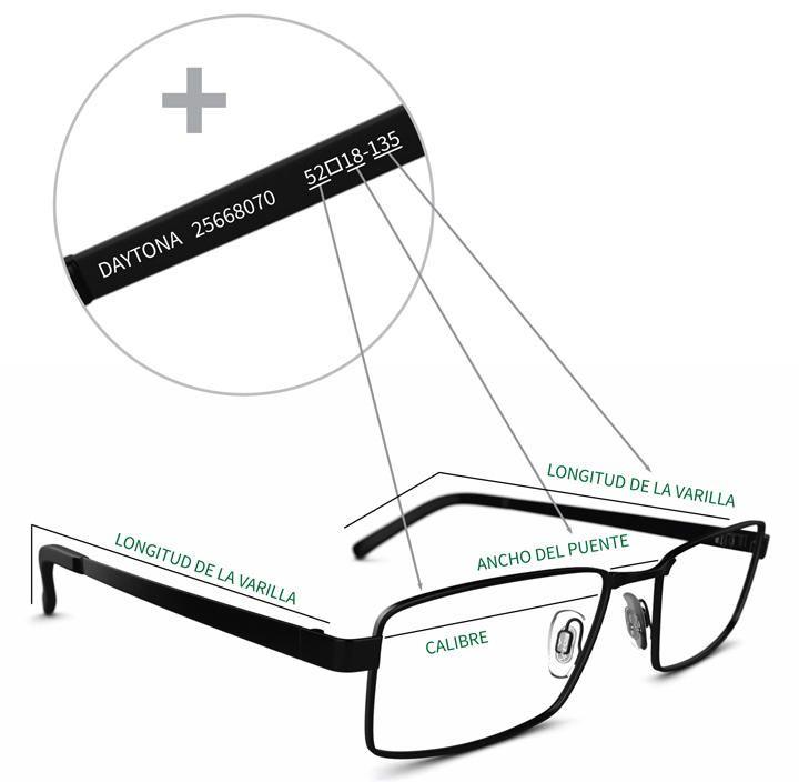 Descubre ahora nuestra guía de expertos sobre tamaños de montura en  Specsavers.com. Averigua cuál es tu tamaño de montura y descubre más de  1000 gafas en ... ee9169416c