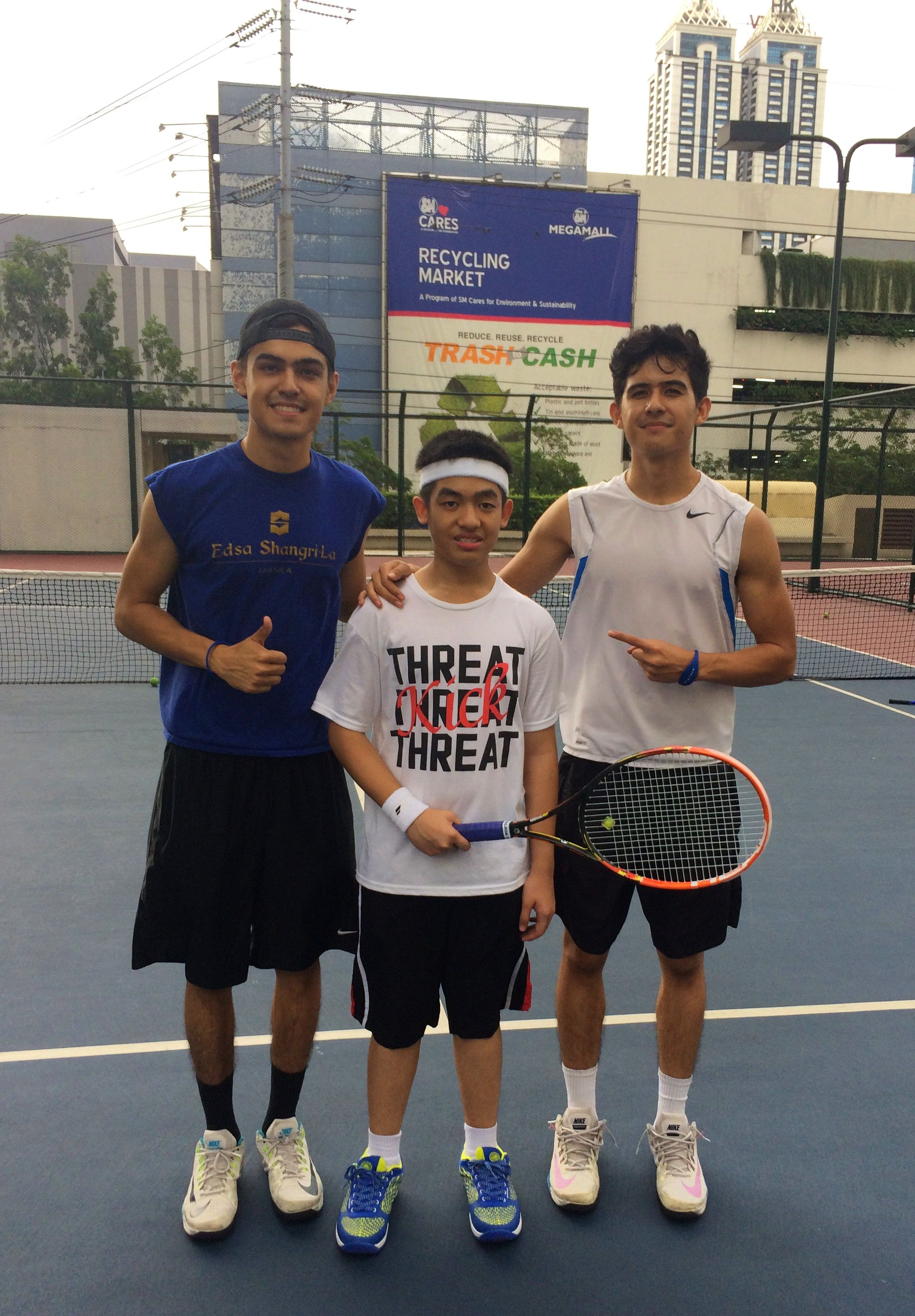 Philippine Tennis Coaches ThePTTA