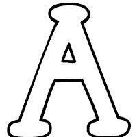 board ideas free printable letter stencils free printable alphabet letters ajpg