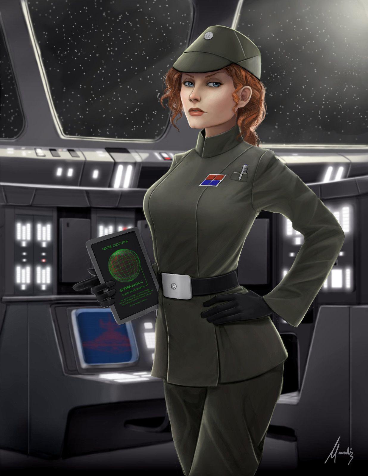 Allegra Ames: Imperial Lieutenant, Mauricio Morali on ...