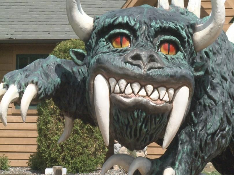 Harry Potter author writes about Hodag in newest book