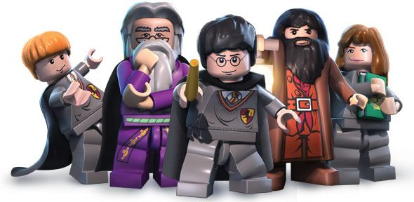 Lego Harry Potter Years 1 4 Photo Characters Lego Harry Potter Harry Potter Years Harry Potter Cast