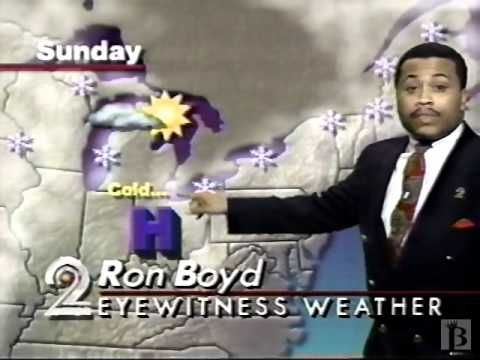 A 1992 Ron Boyd Weather Report