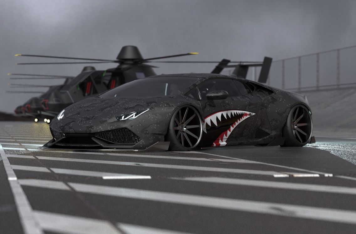 Donu0027t Mess With This Lamborghini Huracan.