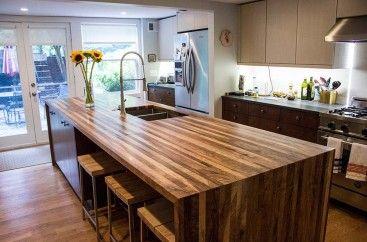 Maryland Wood Countertops Home Wood Countertops Kitchen Design Butcher Block Island Kitchen