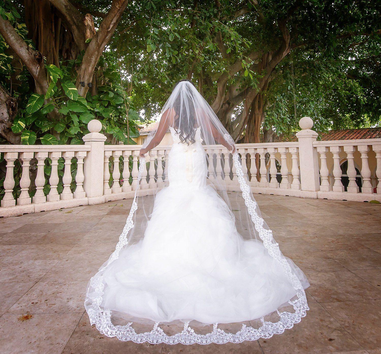 7 Inexpensive Wedding Veils On A Budget Under 100