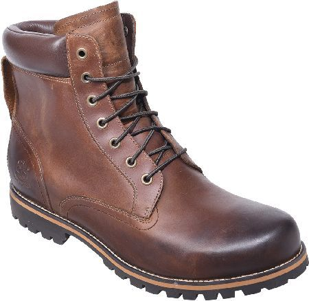 Timberland 6 Inch Rugged Wp Brown Theres No Mistaking S Earthkeepers Waterproof Plain Toe Boot For Anything But The Hard Wearing