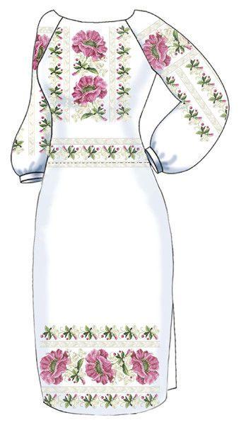 Женское платье ВПЖ-49  a97c66a02bc7c