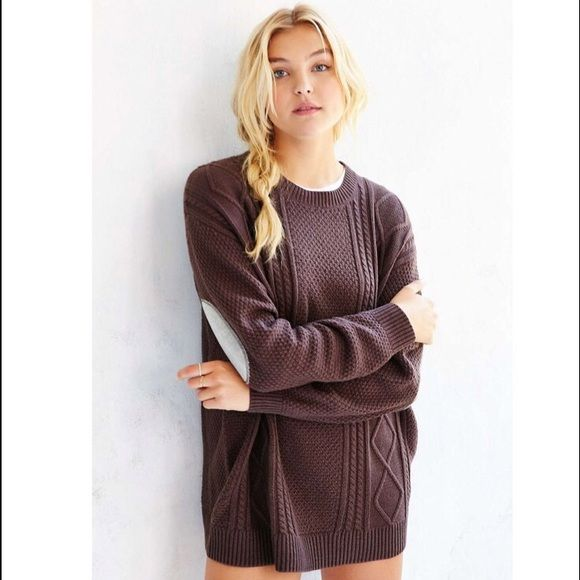 BDG sweater -dark purple BDG sweater -dark purple size S wore twice 38f9efd2b