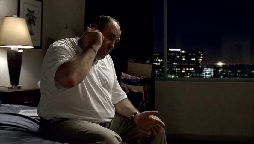 The Sopranos: Season 6, Episode 3 Mayham (26 Mar. 2006)