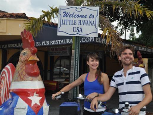 Passeio de bicicleta Little Havana Miami