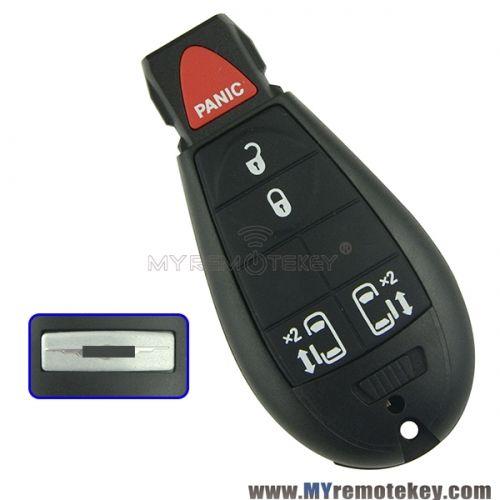 New Type Keyless Entry Remote Key Fob Fobik For Chrysler Dodge Jeep Iyz C01c Chrysler Dodge Jeep 2012 Jeep Jeep