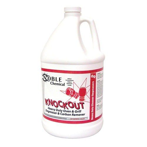 Noble Chemical 1 Gallon 128 Oz Knockout Liquid Heavy Duty Oven