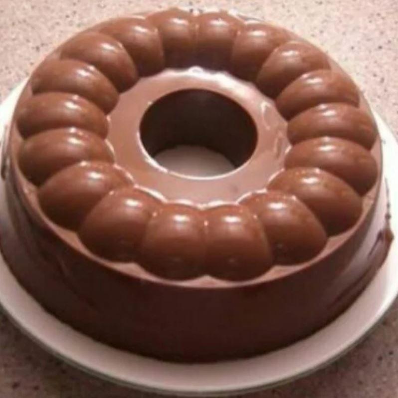 Resep Puding Coklat Chocolatos Puding Coklat Puding Makanan