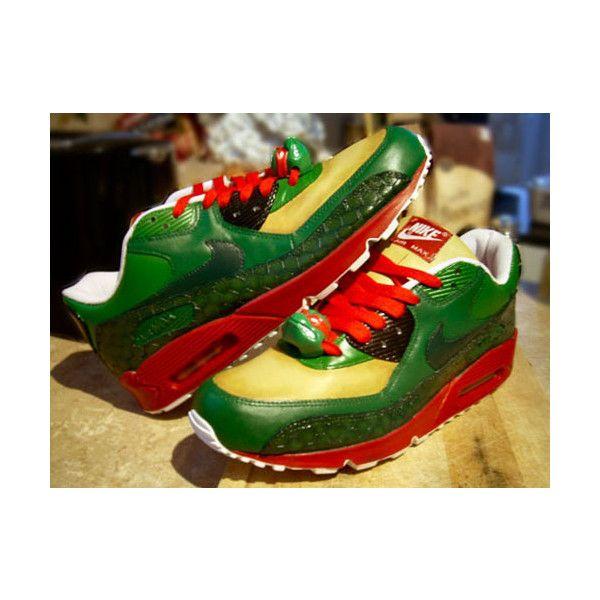 size 40 c6a7e f869c Nike Air Max 90 Teenage Mutant Ninja Turtles X Kelly ...
