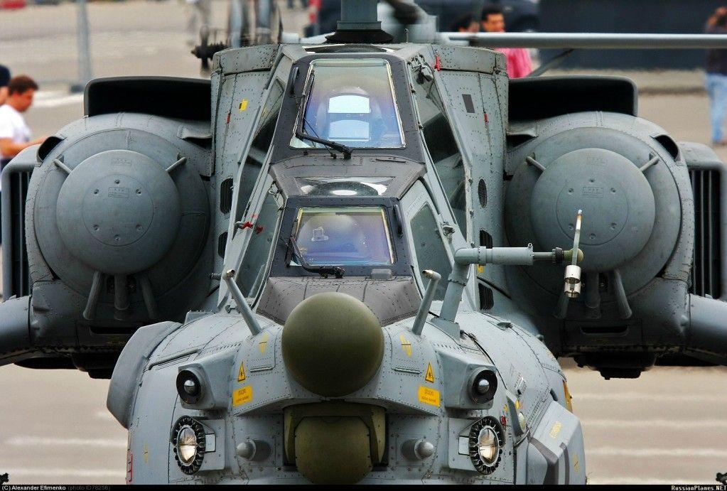 Mil Mi-28 'Havoc' - ugly beast...