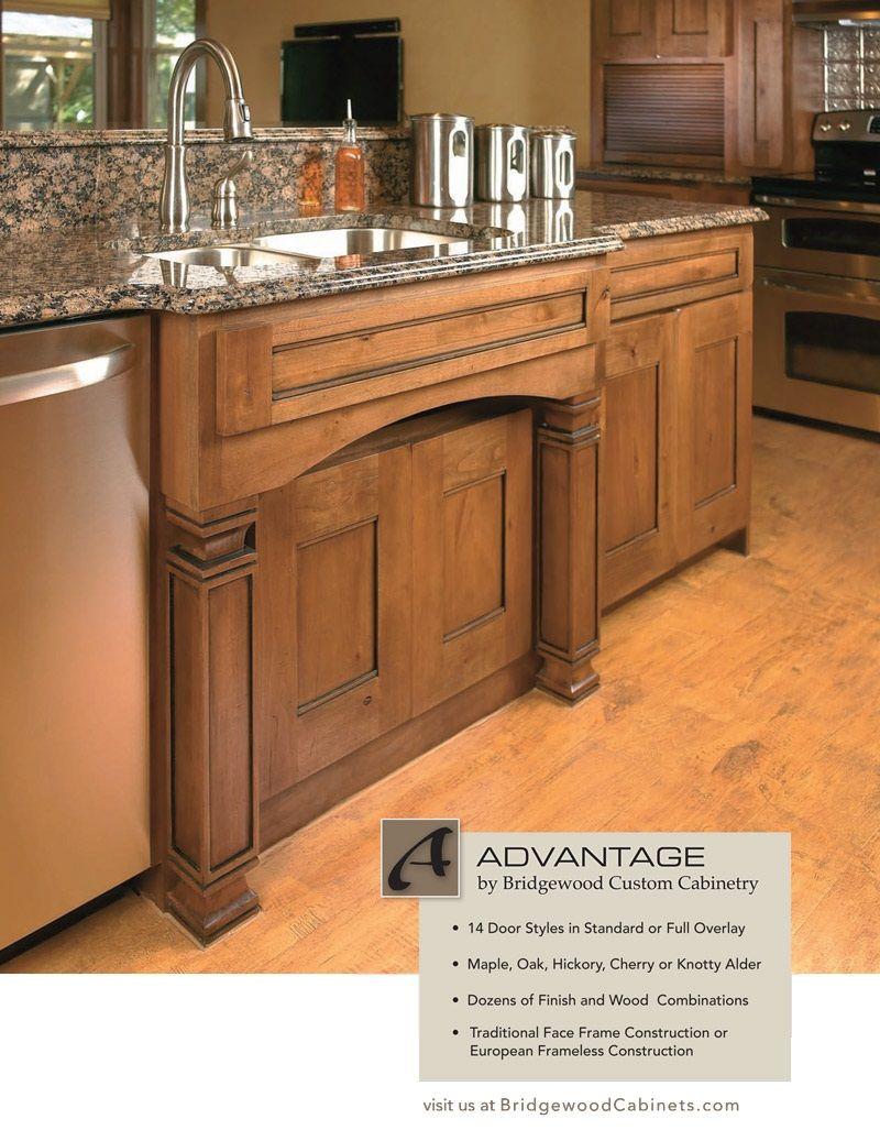 Delightful Bridgewood Custom Kitchen Cabinetry Www.kitchenazcabinets.com