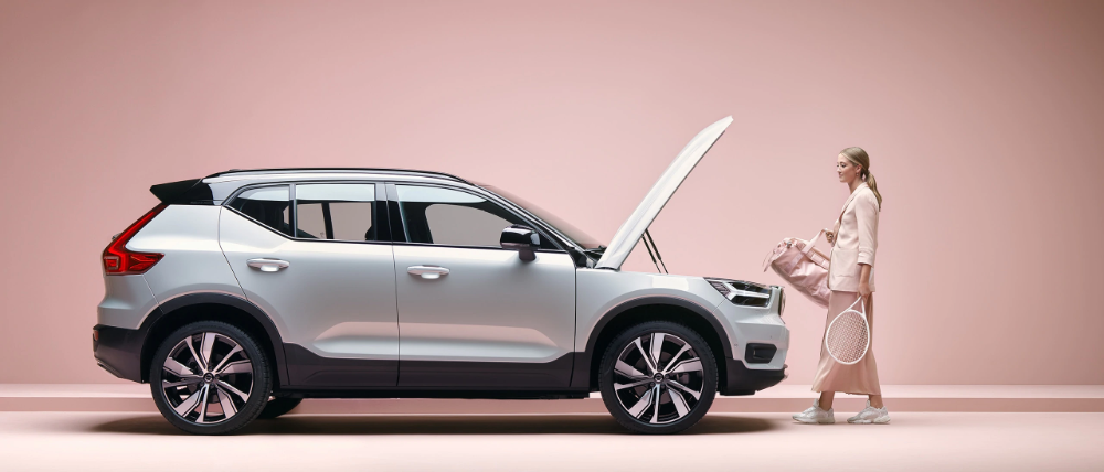 Volvo Xc40 Recharge Pure Electric Volvo Cars Volvo Cars Volvo Compact Suv