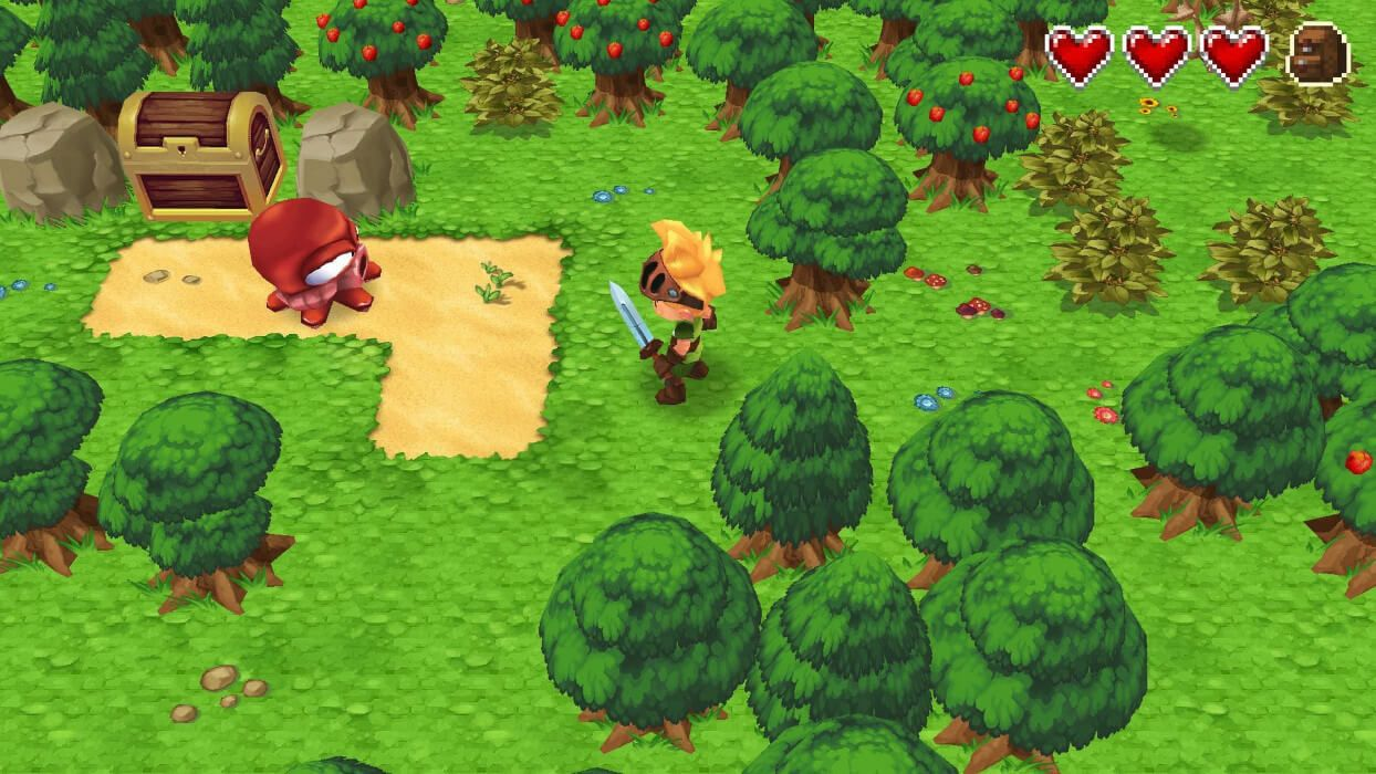 Hit Indie Game Evoland Comes to Switch, PS4, and Xbox One